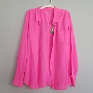 Lilly Pulitzer Anna Maria shirt